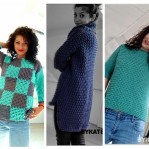 Crochet Patterns for Adults