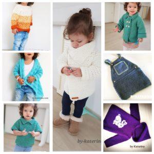 Crochet Patterns for Children