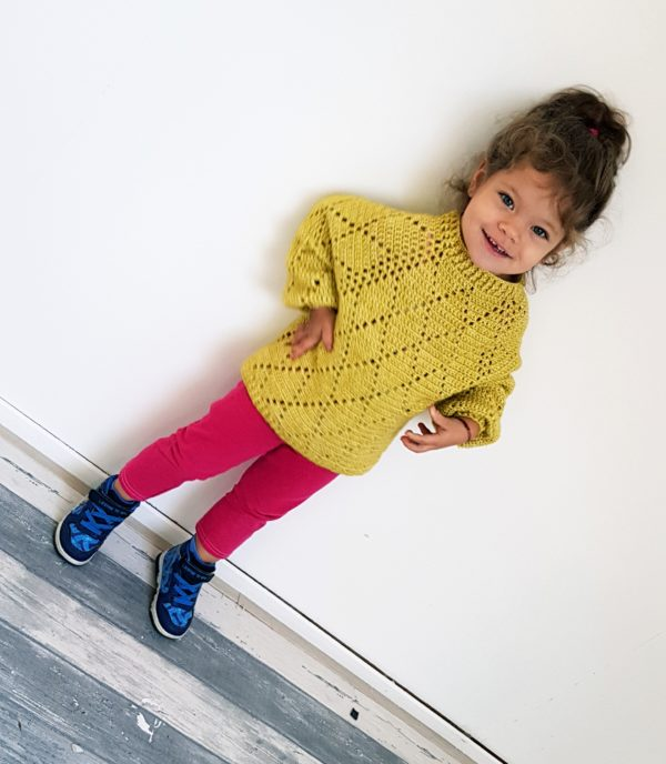 Mini Precious Sweater