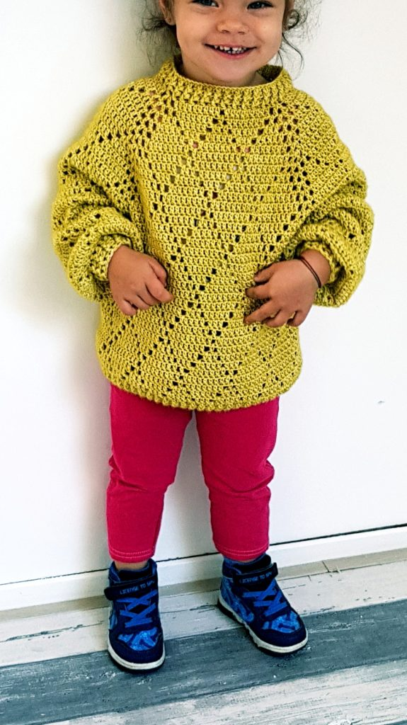 Mini Precious Sweter