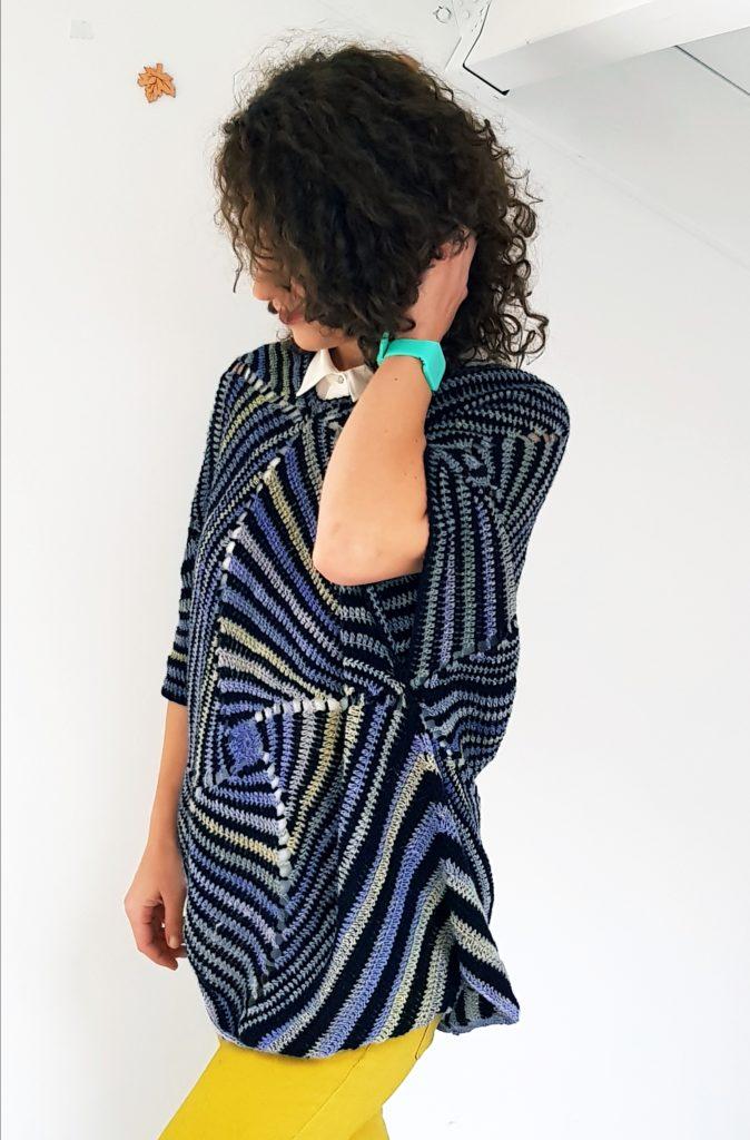 poncho tunic