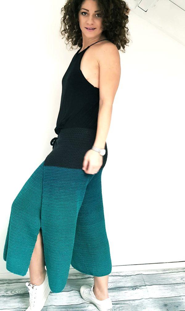 Thai Pants. Free Crochet Pattern & Tutorial