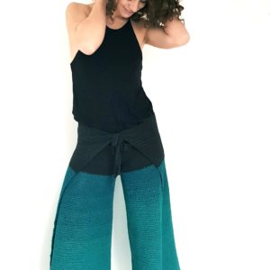 Thai pants. Free Crochet pattern & Tutorial