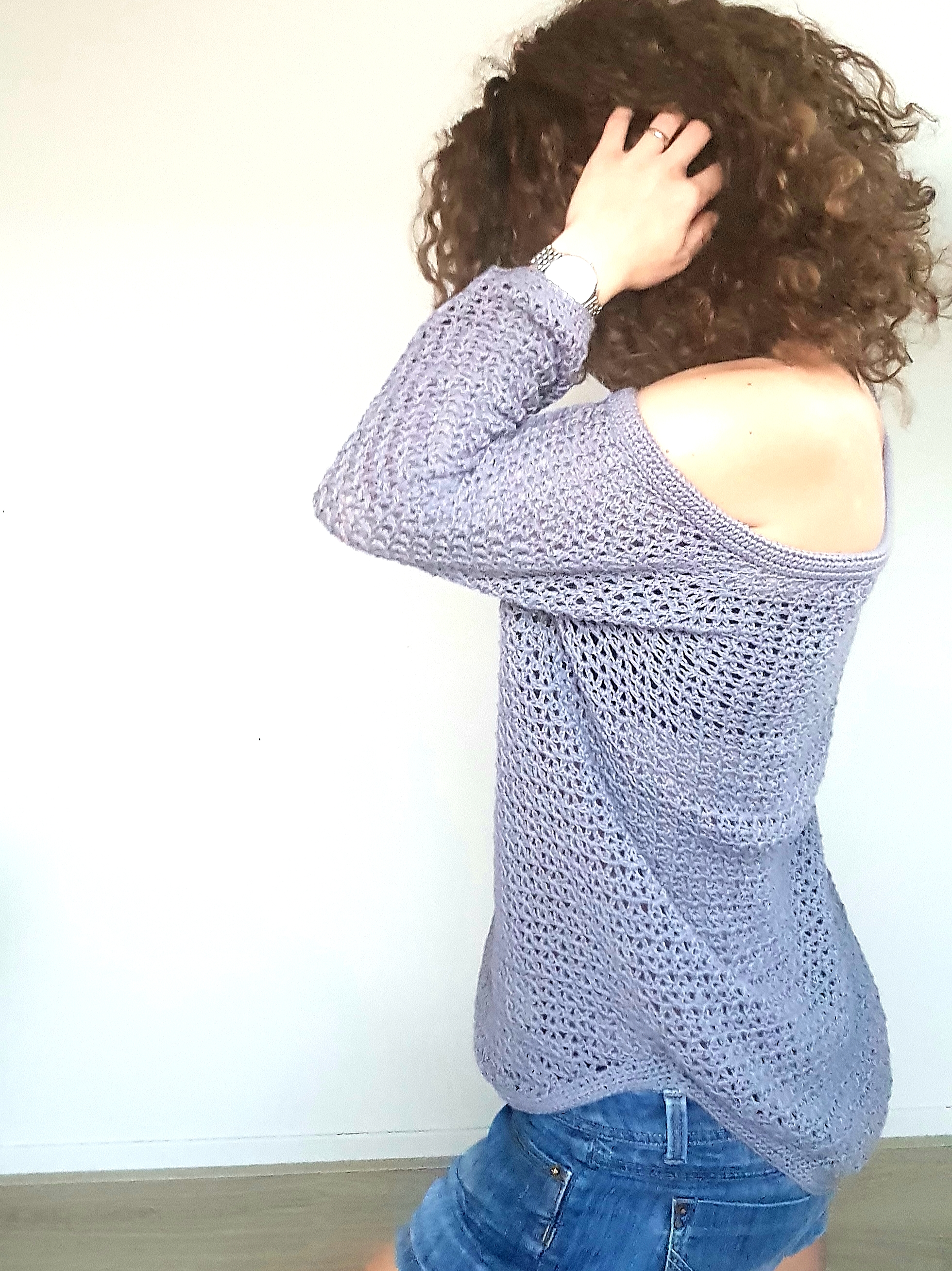 leevanda Shirt. Free Pattern & Tutorial
