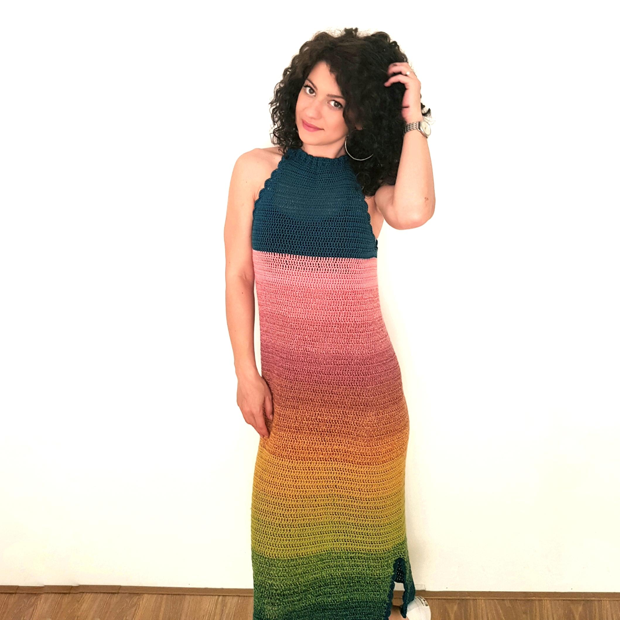 Summer Garden Dress