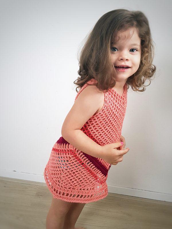 Rochie de plaja Romi Mini