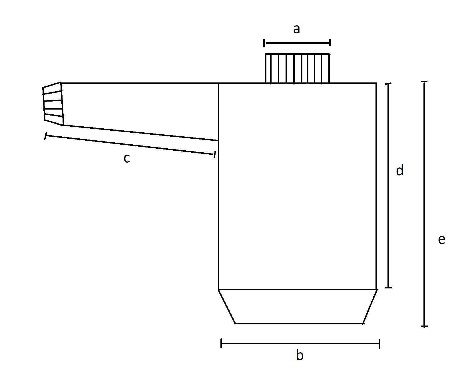 Coaty Sweater Diagram