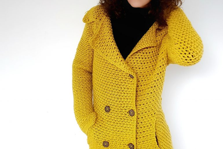 Mossy Jacket Pattern Remake