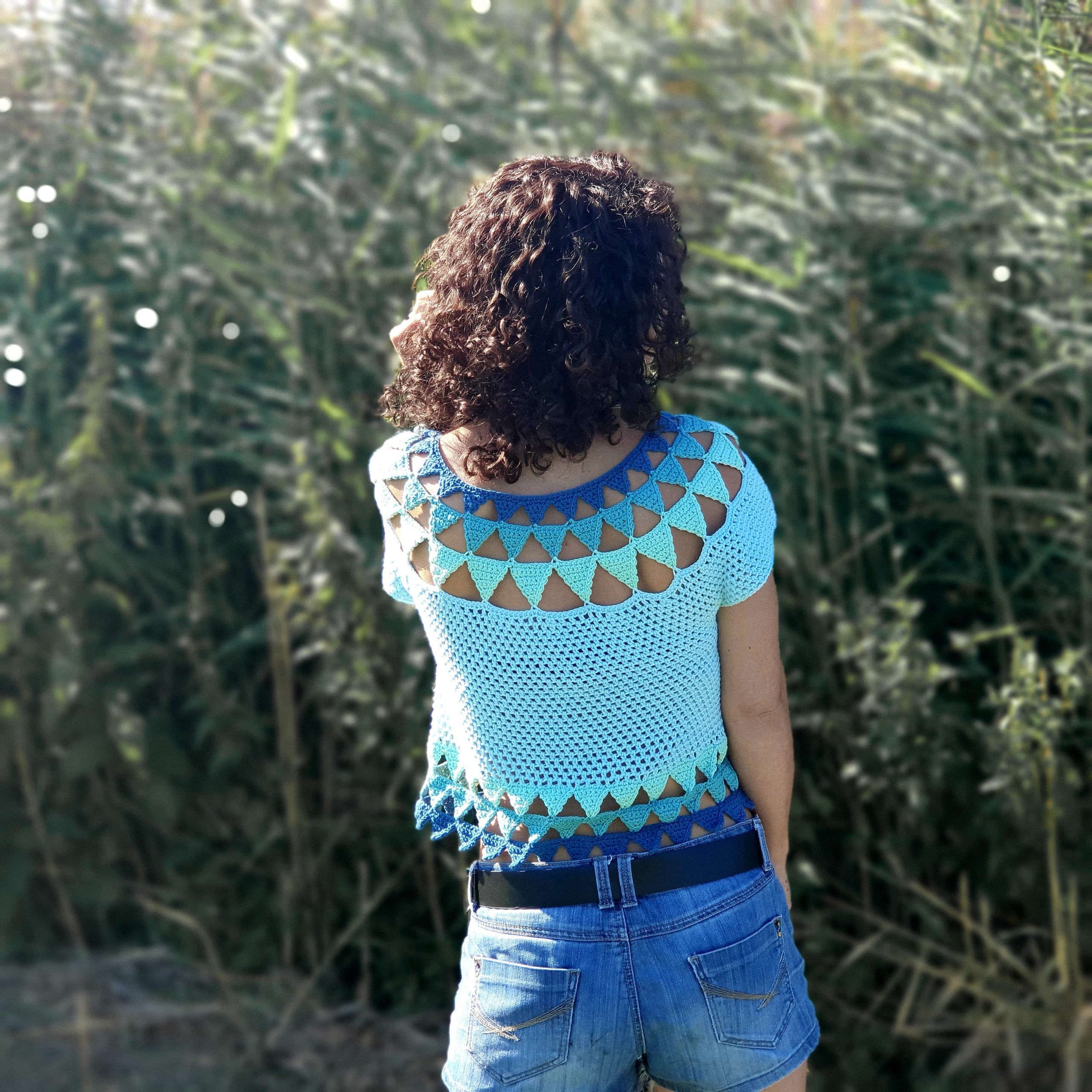 Cleopatra Crochet Graph